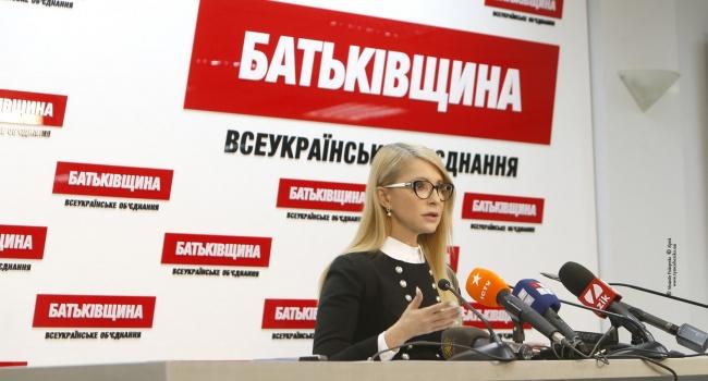 Тимошенко сожалеет, что неотправила Савченко впсихушку