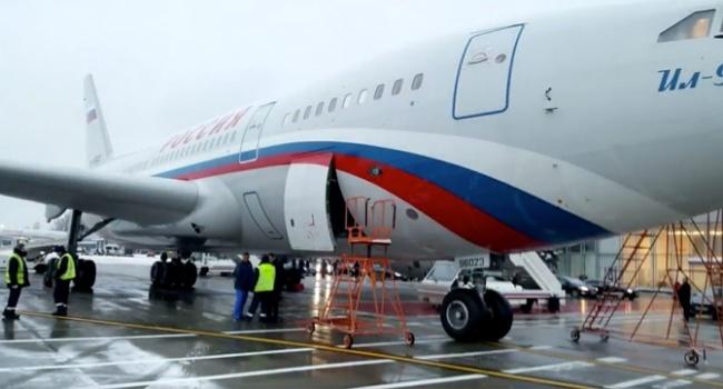 Высланные русские  дипломаты улетели из Великобритании