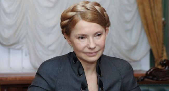 Ахеджаков: арест Савченко, победа «Нафтогаза», рост экономики – все это благодаря Юлии Владимировне