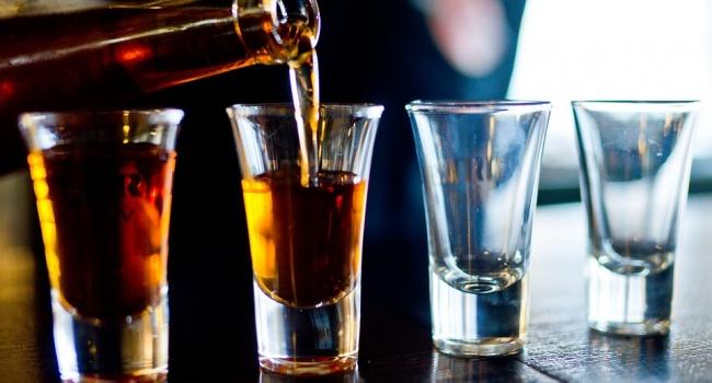 Украина вышла на второе место в рейтинге самых пьющих стран