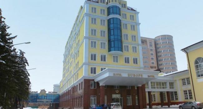 Украли все: всети интернет показали фото гостиницы воккупированном Донецке
