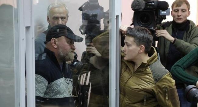 Рубан озвучил главную цель Кремля – хаос, безвластие, после чего бы Савченко нейтрализовали