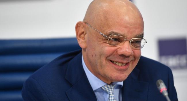 Константина Райкина внесли в информационную базу «Миротворца»
