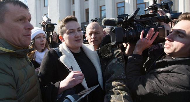 Похудела ипохудела: юристы поведали осостоянии Савченко вСИЗО