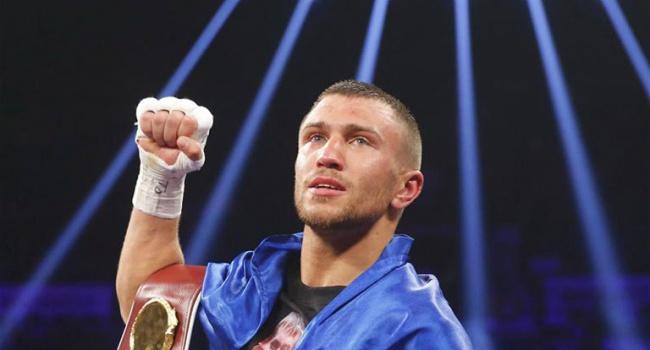 Ломаченко озвучил свою главную мечту