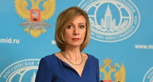 Захарова: Страны Запада показали агрессию вмомент трагедии вКемерове