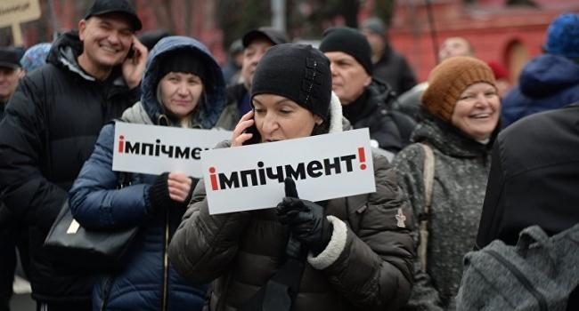 Власть заигралась в демократию, за 4 года российская пропаганда сделала свое дело, превратив людей в предателей своей страны