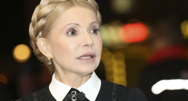 У Тимошенко есть политическая воля посадить всех бандитов, а в 2007, когда она была премьером, почему-то ее не было