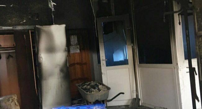 Новый огненный ад: в РФ пытаются скрыть новость о выгоревшей дотла школе