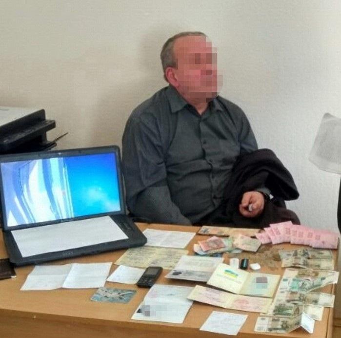 СБУ задержала российского шпиона: работал на Россию за деньги