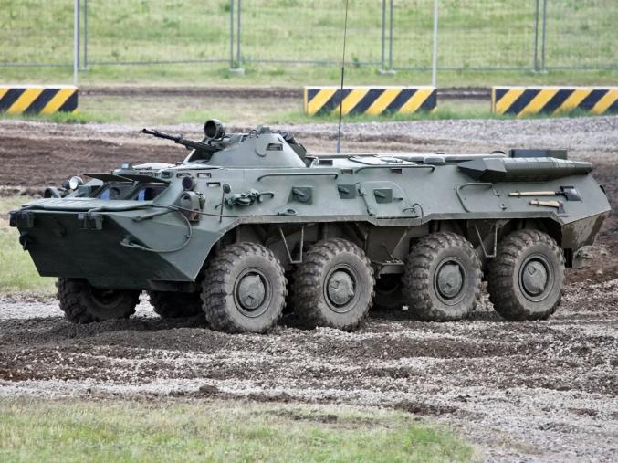 Украинская военная техника примет участие вучениях вФРГ