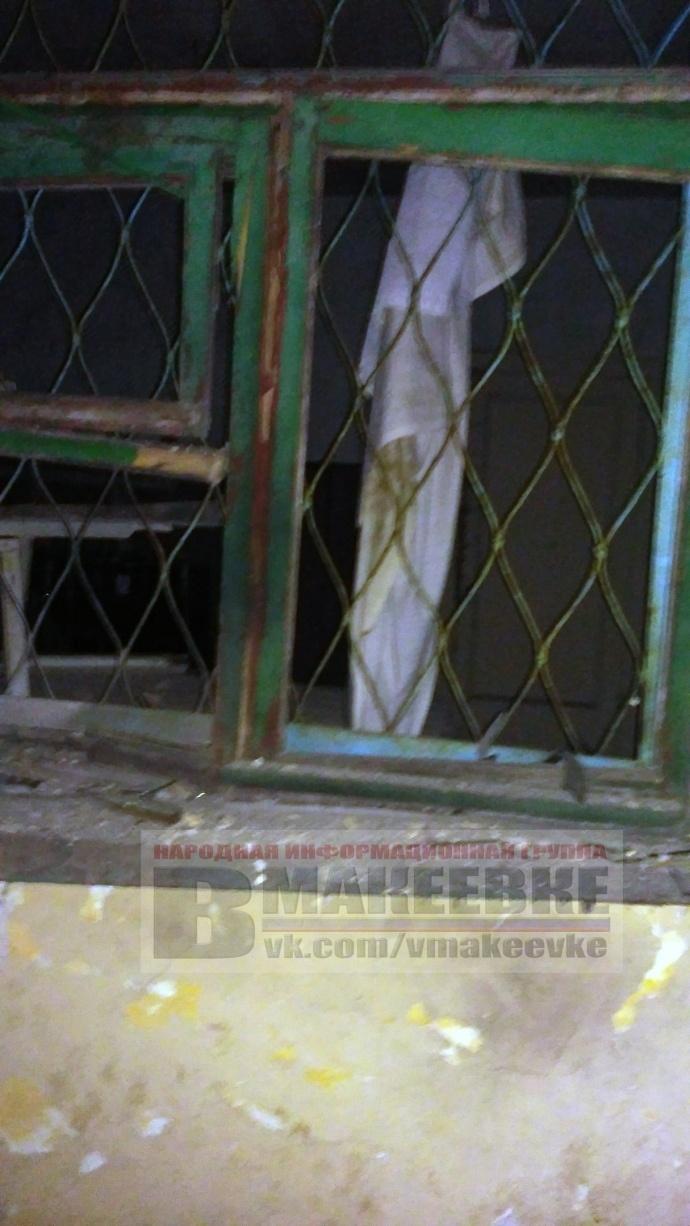 В Макеевке возле здания «полиции» прогремел взрыв