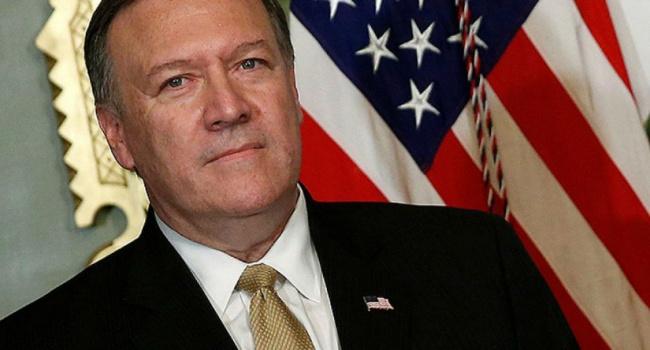 Экс-глава ЦРУ Майк Помпео официально вступил вдолжность госсекретаря США