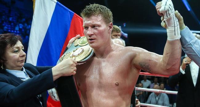 «Русский Витязь» Поветкин считает, что Усик – это не Кличко, уложить получится