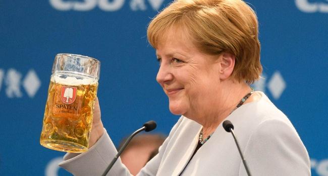 Германия выдала все разрешения настроительство «Северного потока— 2»