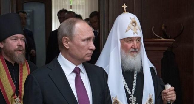 В Москве истерика по поводу того, что СБУ начали следственные действия относительно УПЦ МП