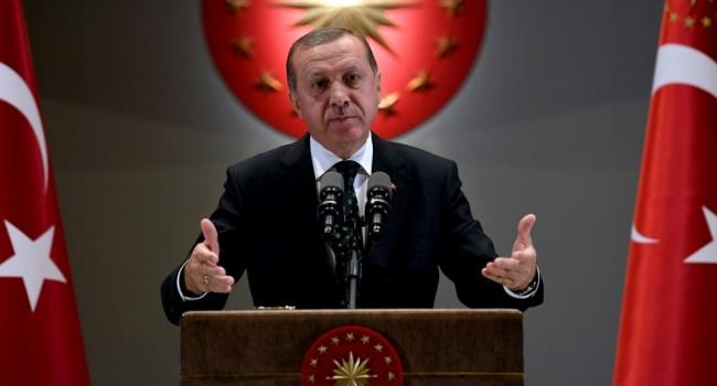 Эрдоган назвал Нетаньяху оккупантом итеррористом