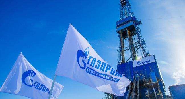 Чистая прибыль «Газпрома» поРСБУ сократилась в4 раза в 2017-ом году