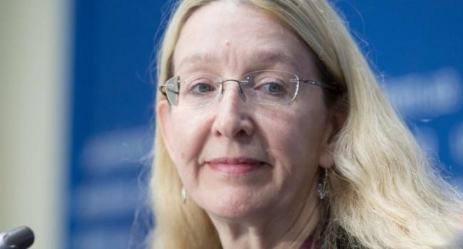Супрун передала, сколько украинцев подписали декларацию с медиками впервую неделю