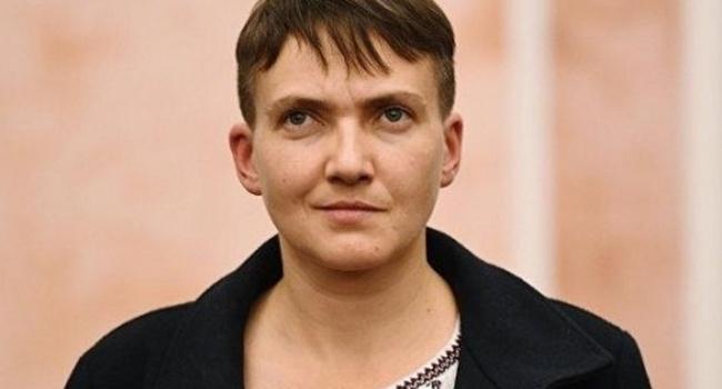 Голодающей Савченко вызвали скорую— сестра Вера