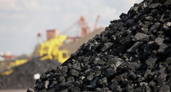 Украина всамом начале года купила у РФ неменее половины угля