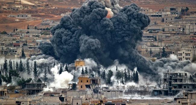 Новая химатака в Сирии: много погибших