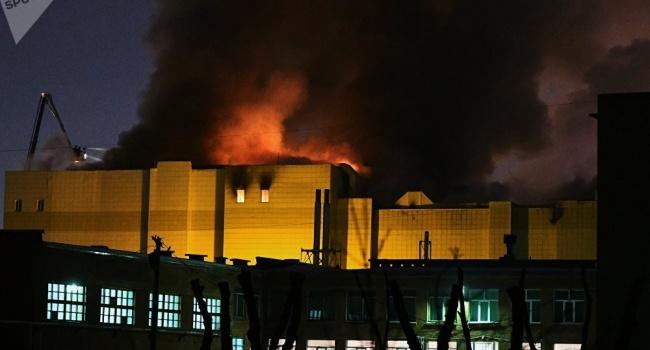 Бастрыкин назвал первопричиной  пожара вКемерово китайские кубики