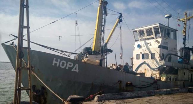 В ГПСУ рассказали, как дипломаты РФ не пускали пограничников к экипажу «Норда»