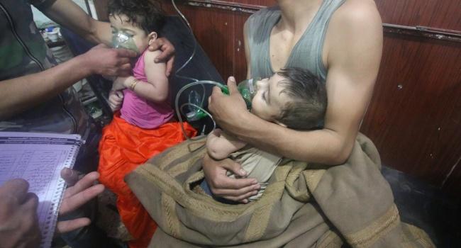 В сирийской Думе химической атаки не было- эксперты не нашли ни одного пострадавшего