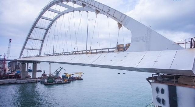 Груз арестованного вгосударстве Украина судна непредназначался для Крымского моста— инфоцентр
