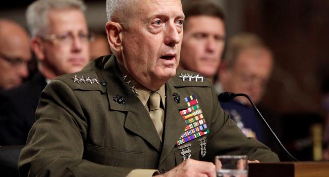 Мэттис: Пентагон готов квоенным действиям вСирии