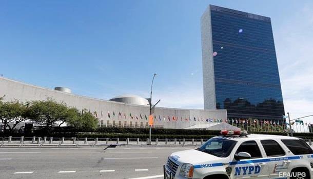 РФподняла вГенассамблее ООН вопрос высылки собственных дипломатов изсоедененных штатов