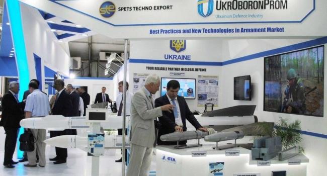 Украина представляет вИндии многообещающие оборонные разработки намеждународной Defexpo India
