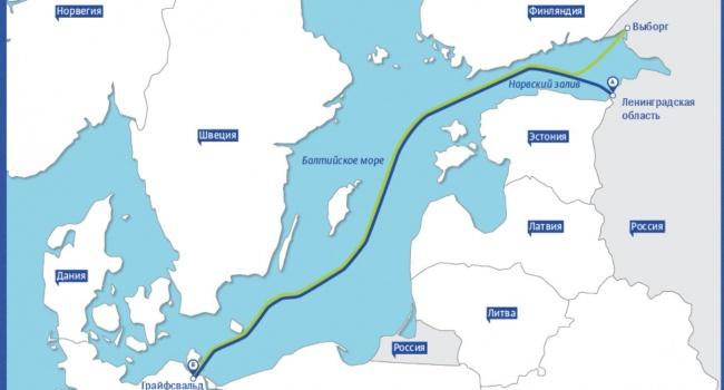 США предложили альтернативу «Северному потоку – 2»