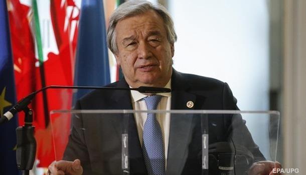 Страны должны проявить уравновешенность иизбежать эскалации вокруг Сирии— генеральный секретарь ООН