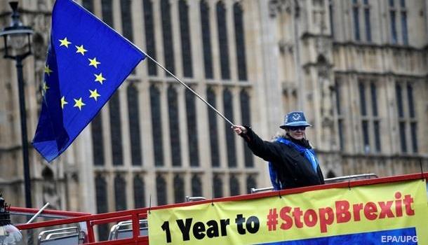 ВБритании запускают кампании против Brexit