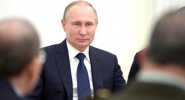 Путин получает всю оперативную информацию поСирии