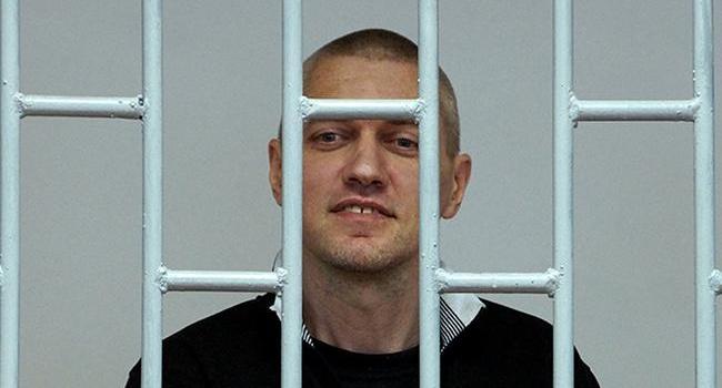 «Смерть становится желанной»,— заключенный в Российской Федерации  украинец Клых