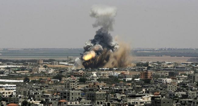 ВВС Израиля снова нанесли удары по Сирии