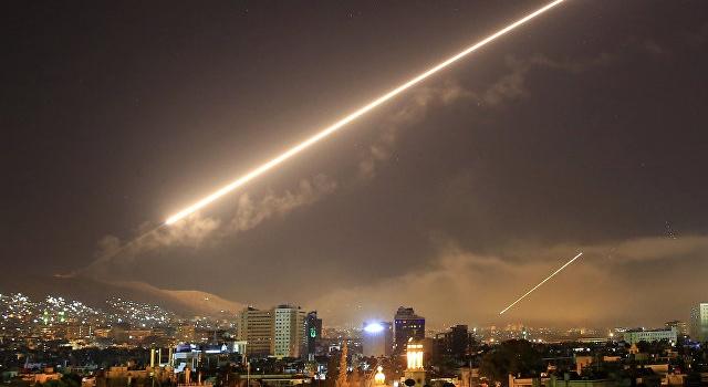 Еще одна страна нанесла ракетные удары по Сирии