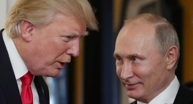 Путин поручил депутатам обуздать антиамериканскую риторику