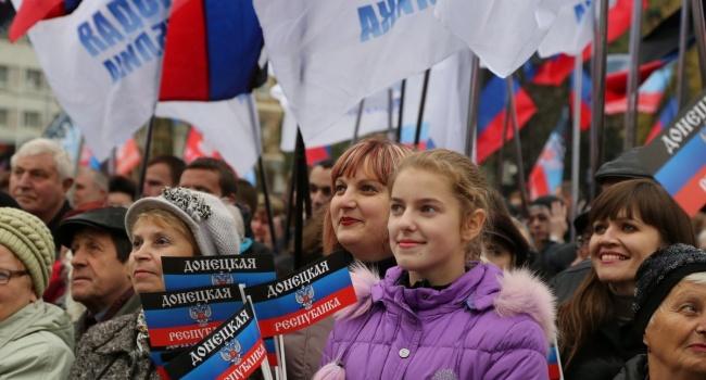 Веселкин рассказал о страхах жителей Донбасса