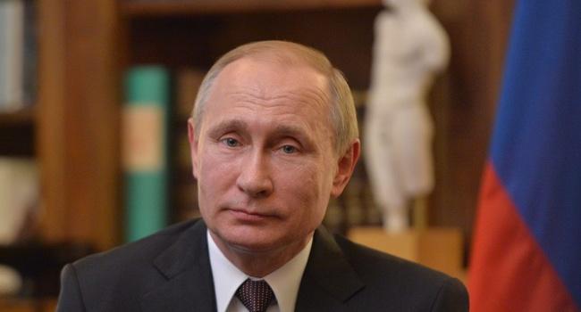 Экс-президент США Буш-младший назвал В. Путина  разумным  тактиком