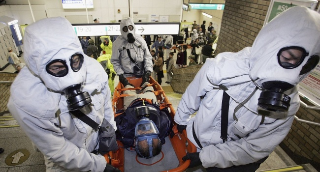 Франция винит РФ впротиворечивых заявлениях охимической атаке под Дамаском