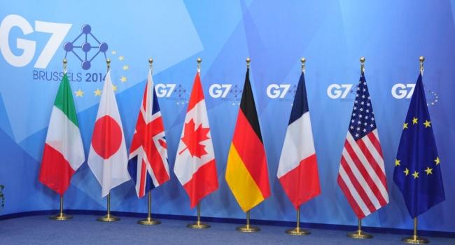 Страны G7 ожидают от РФ того, что она должна сделать— Госдеп