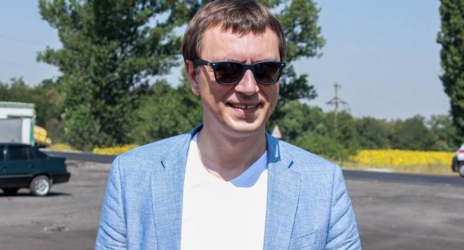 Украинского министра назвали предателем из-за того, что его супруга родила вСША