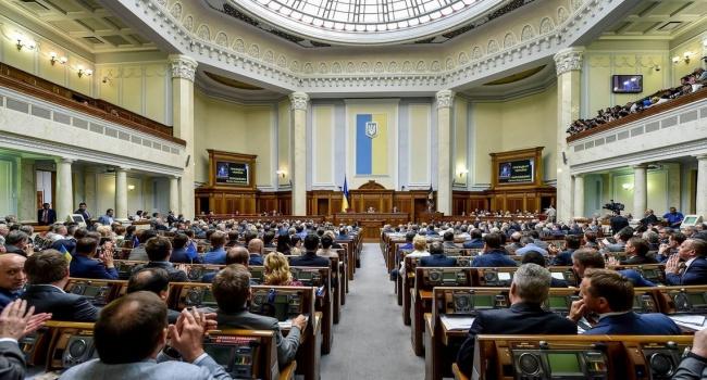 В Верховной Раде уже лежит законопроект, который может запретить в Украине церковь страны агрессора, – блогер