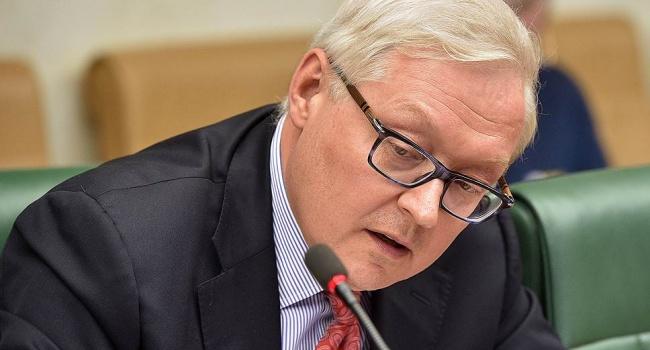 Рябков назвал преступными  односторонние санкции вотношенииРФ