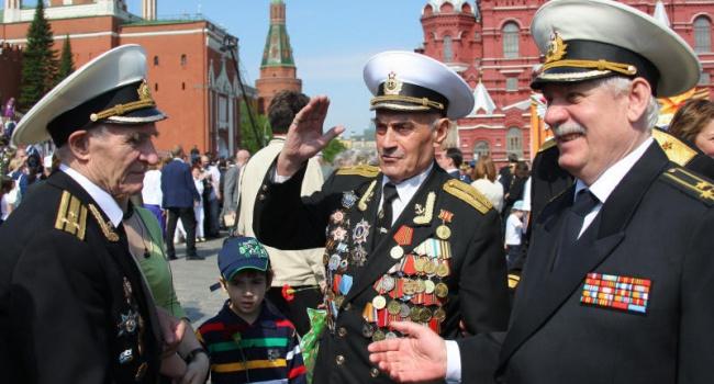 Русское «победобесие»: страна полна «ветеранов», которые в 7 лет от роду «брали Варшаву, Будапешт и Берлин»