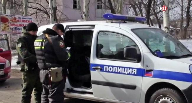 «Мощный взрыв». СМИ поведали оподрыве здания «полиции ДНР» вМакеевке, фото